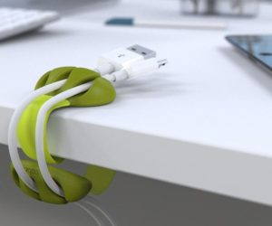 15 diy cord and cable organizers for a clean and uncluttered home cord organizers help you win the war against messy desks solutioingenieria Gallery