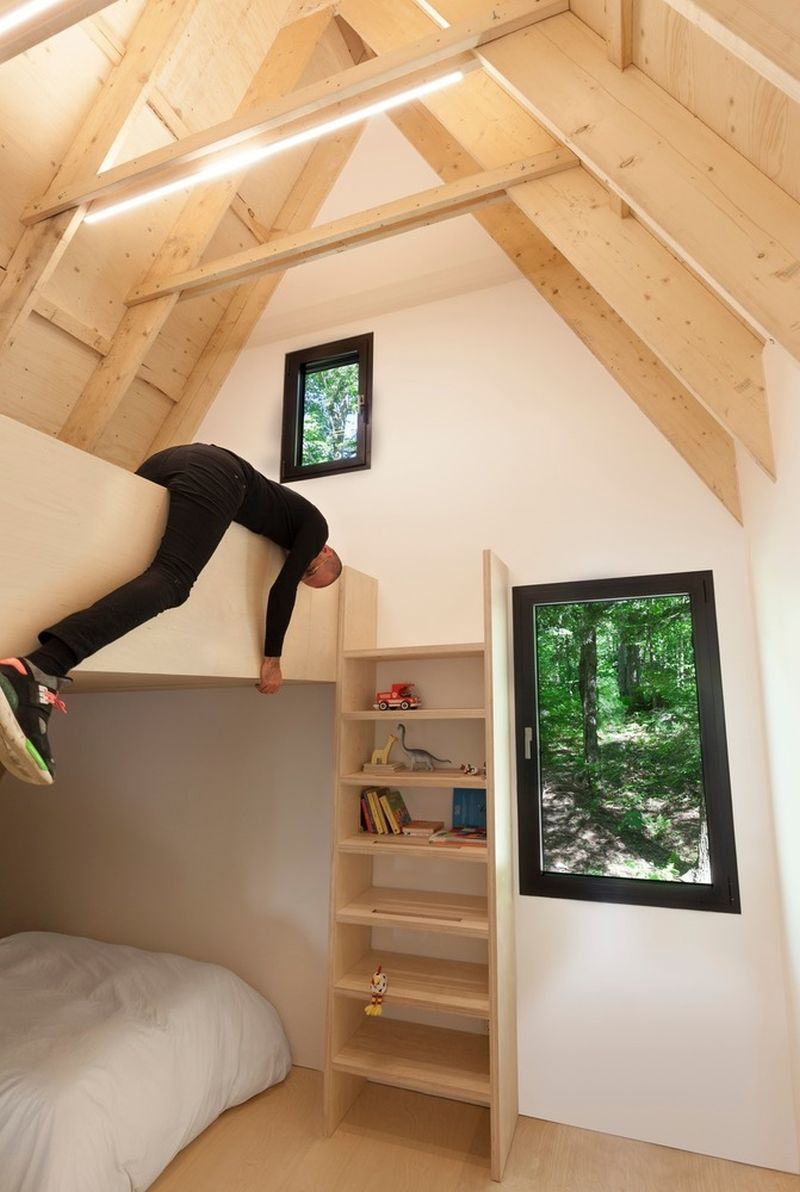 FAHOUSE in Quebec bunk beds