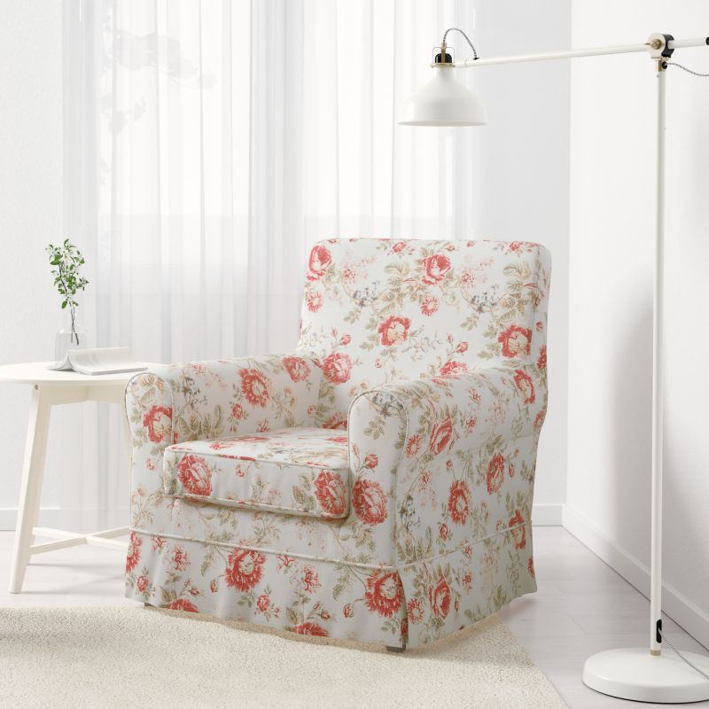 Flowers Shabby Chic Armchair