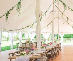 & Wedding Tents u2013 A Fresh Idea For Summer Celebrations