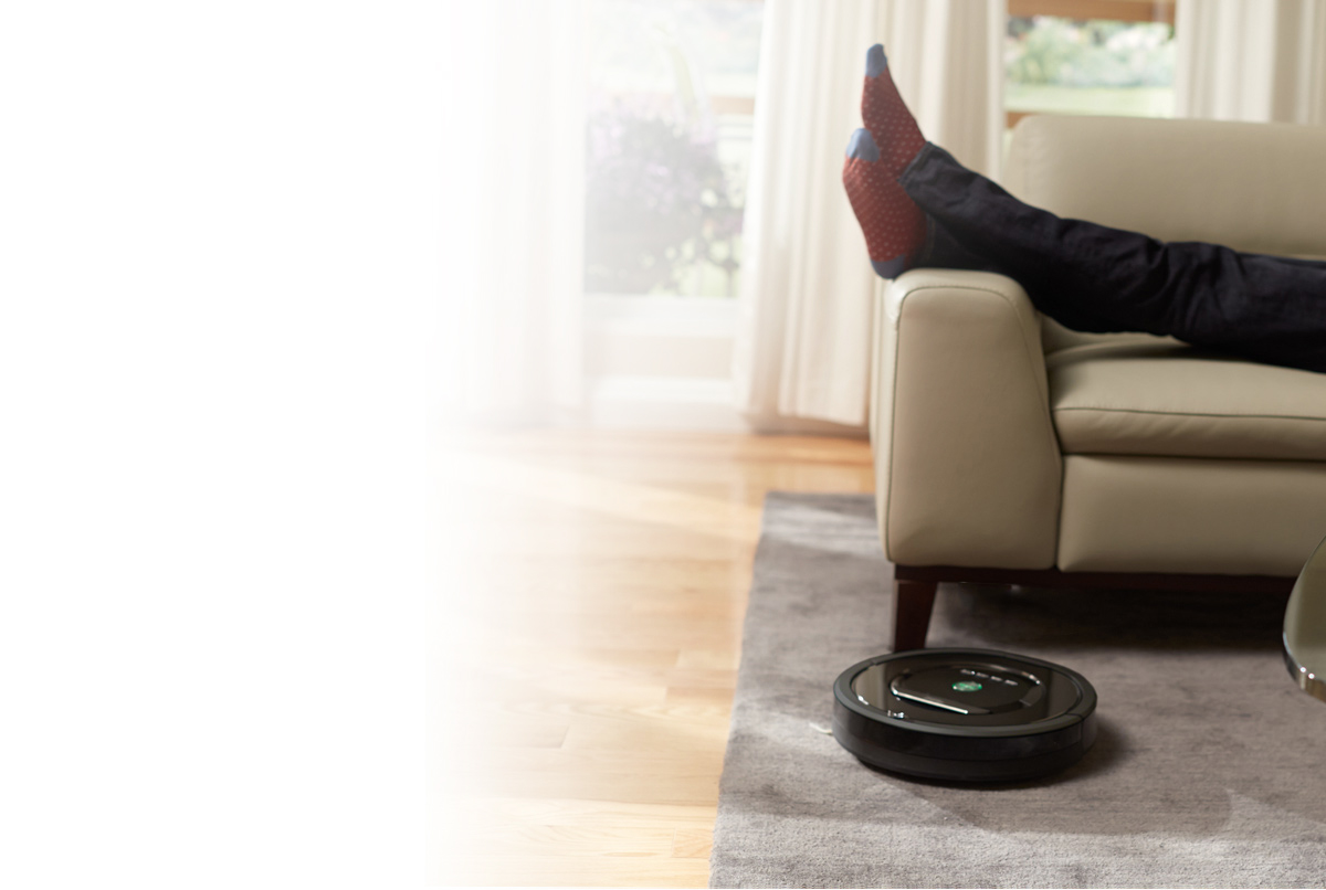 Irobot Cleaning Vacum