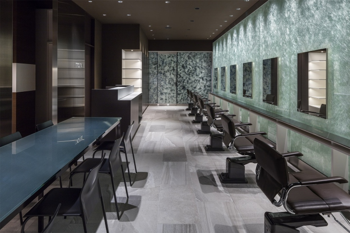 Japan Mona beauty salon design