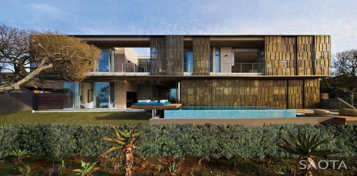 La lucia Residence from Saota