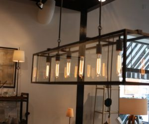 Bathroom Light Fixtures With Edison Bulbs using edison light bulbs in nostalgic interior designs