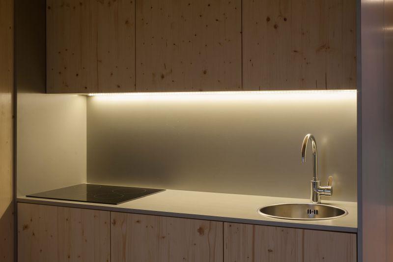 MIMA Light house kitchen counter
