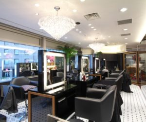 Beauty Salon Designs Charm The World With Their Glamor