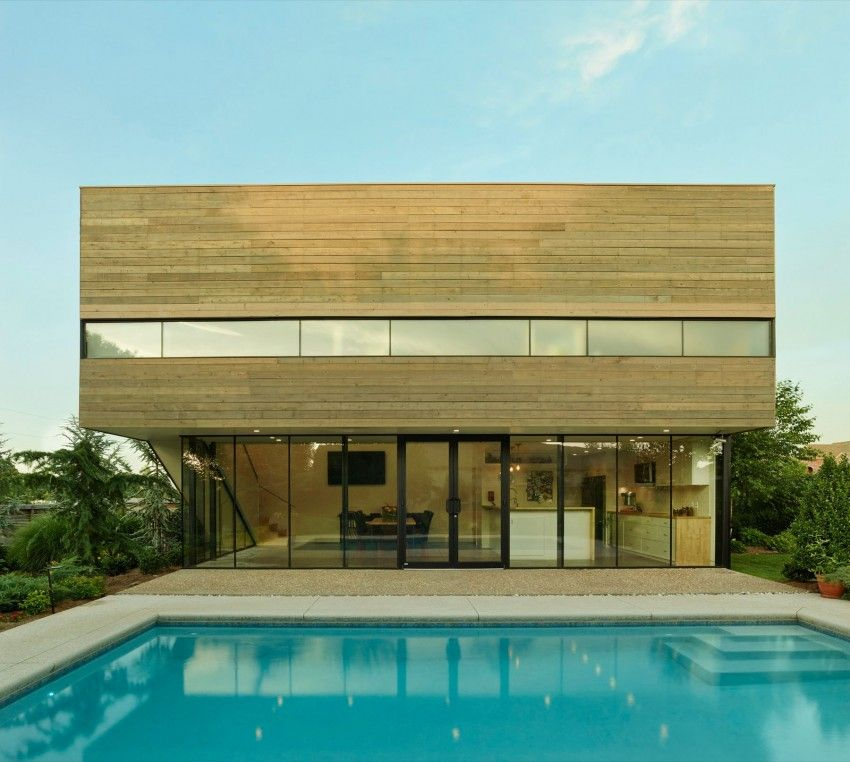 Architect Designs 100 pool houses to be proud of and inspired by