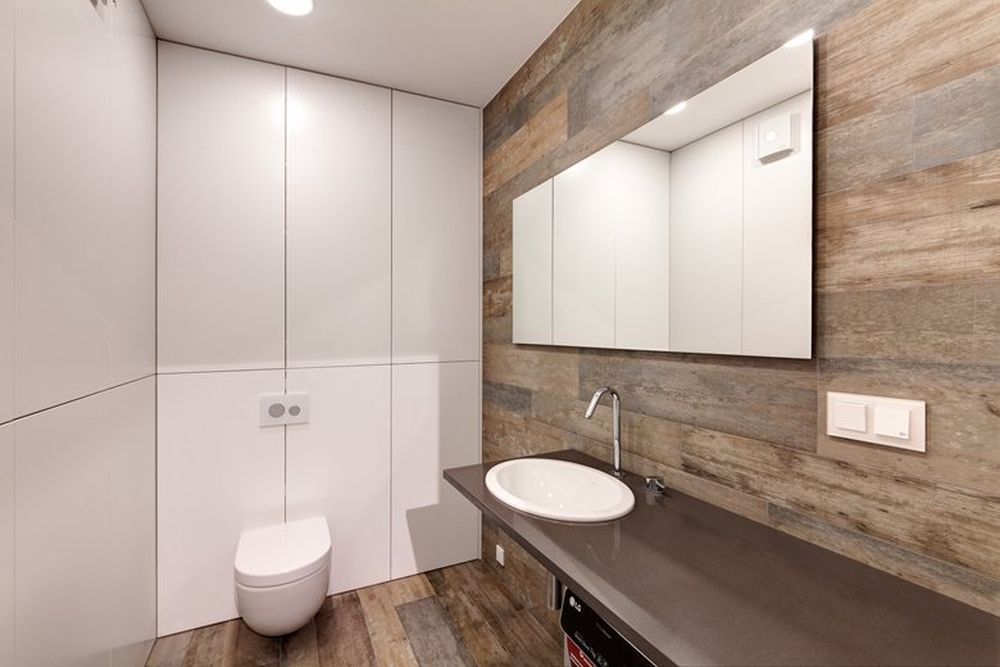 Minsk apartment by I-project bathroom toilet