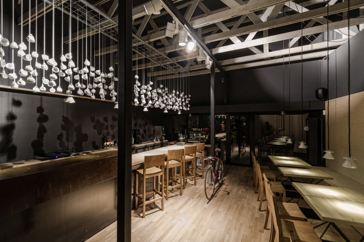 Origo Coffee Shop Design