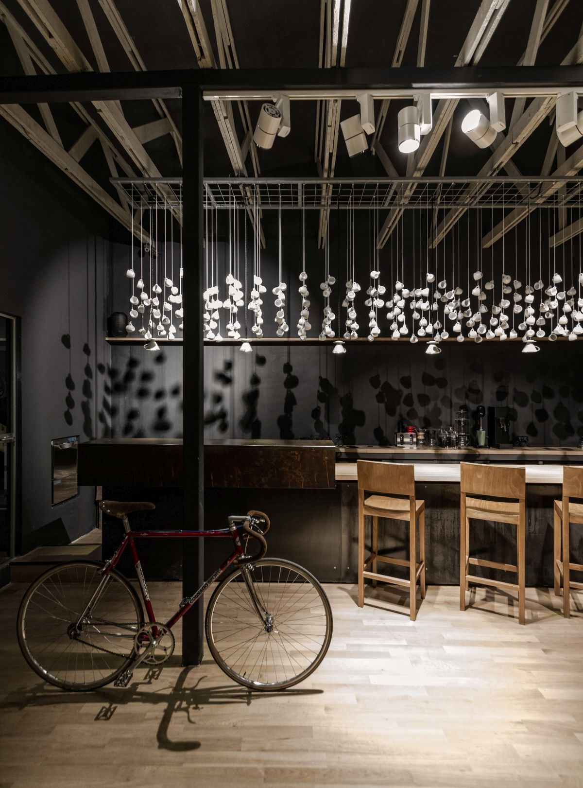 Origo Coffee Shop In Bucharest Design