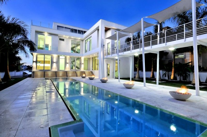 Swimming Pool Houses Designs as minimalist wells design swimming design poolwonderful pool Picture Frame Home With Pool