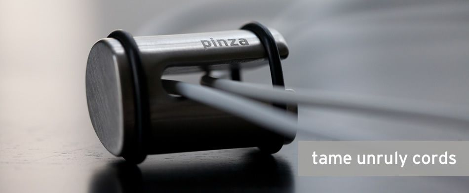 Pinza modern cords holder