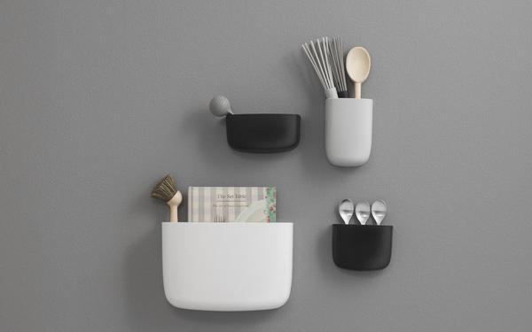 Pocket Wall Organizer by Normann Copenhagen