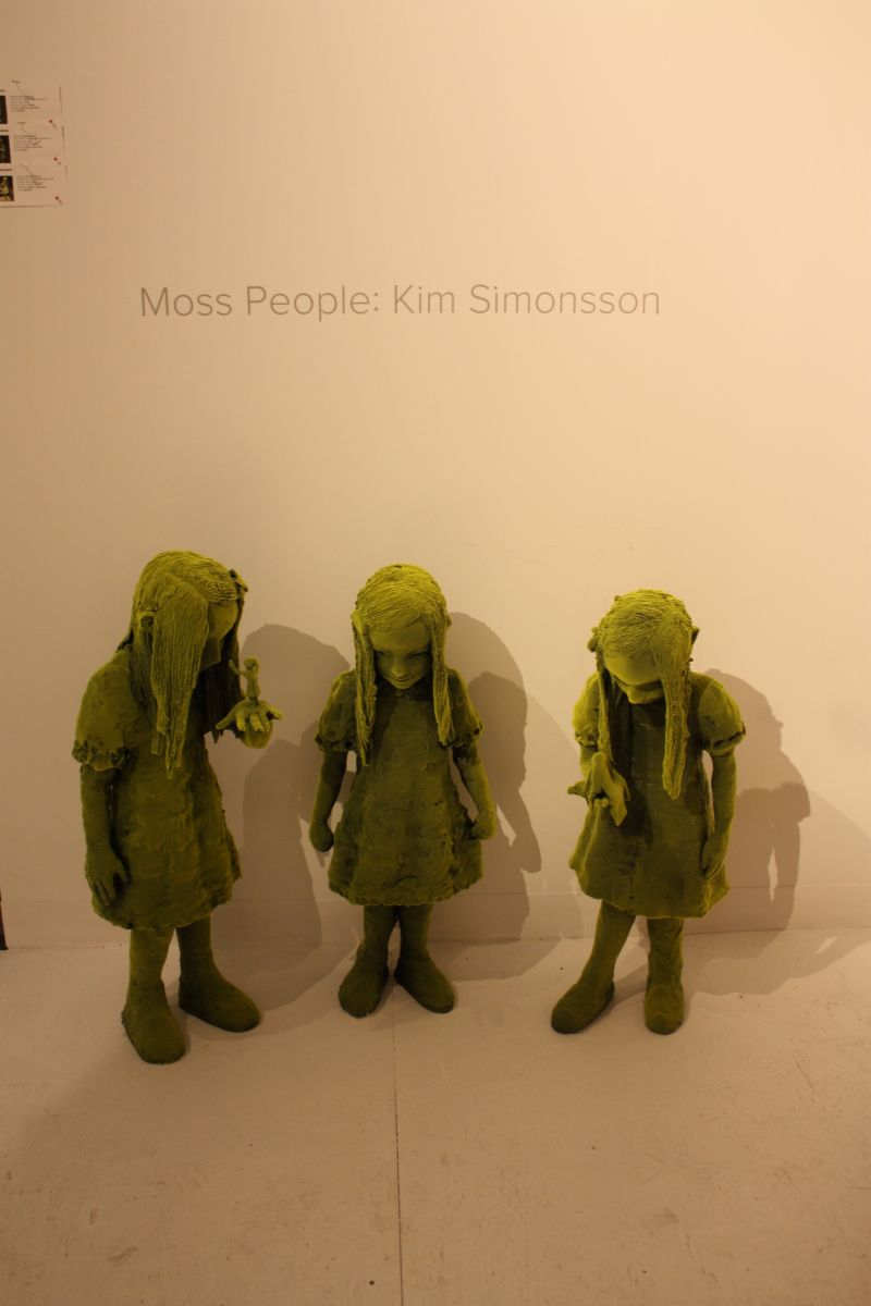 Seritella Booth Moss People