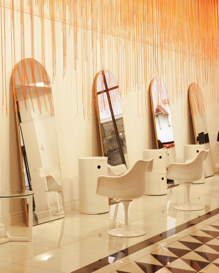 South Africa Glam5 beauty salon design