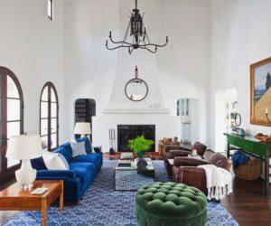 Spanish Living Room