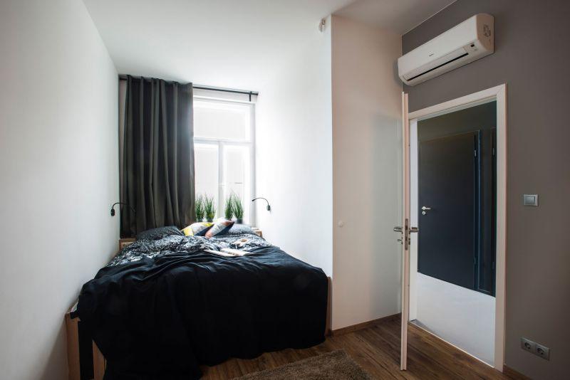 Studio Loft in Barcelona smaller bedroom
