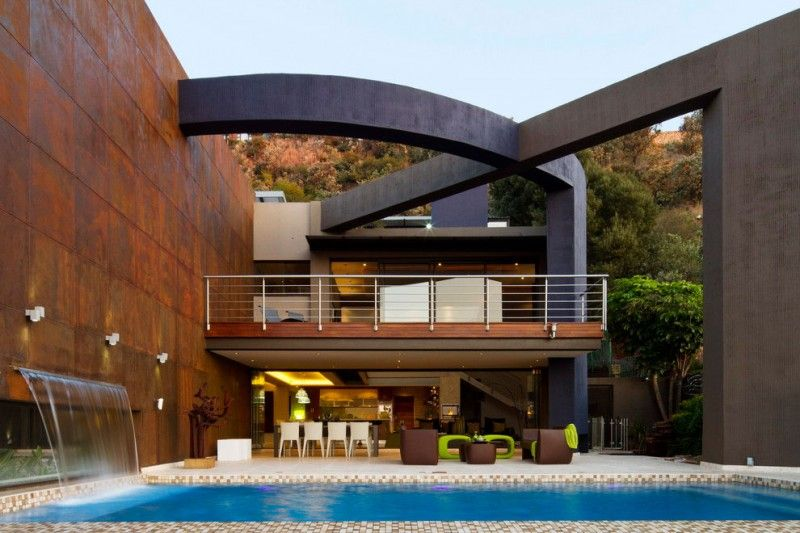 100 pool houses to be proud of and inspired by for How to build a house in california