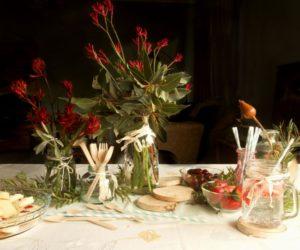 Mason Jar Centerpieces That Will Tickle Your Senses