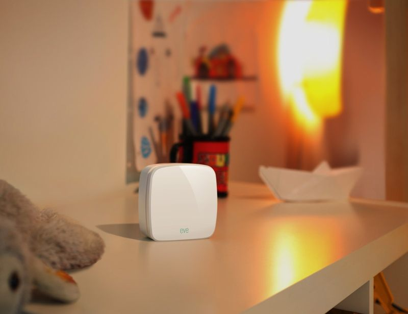 The Eve indoor sensor