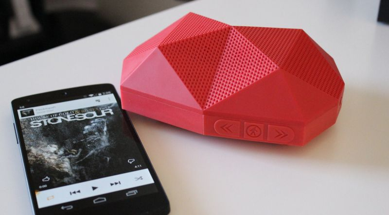 Turtle Shell - Bluetooth Speaker