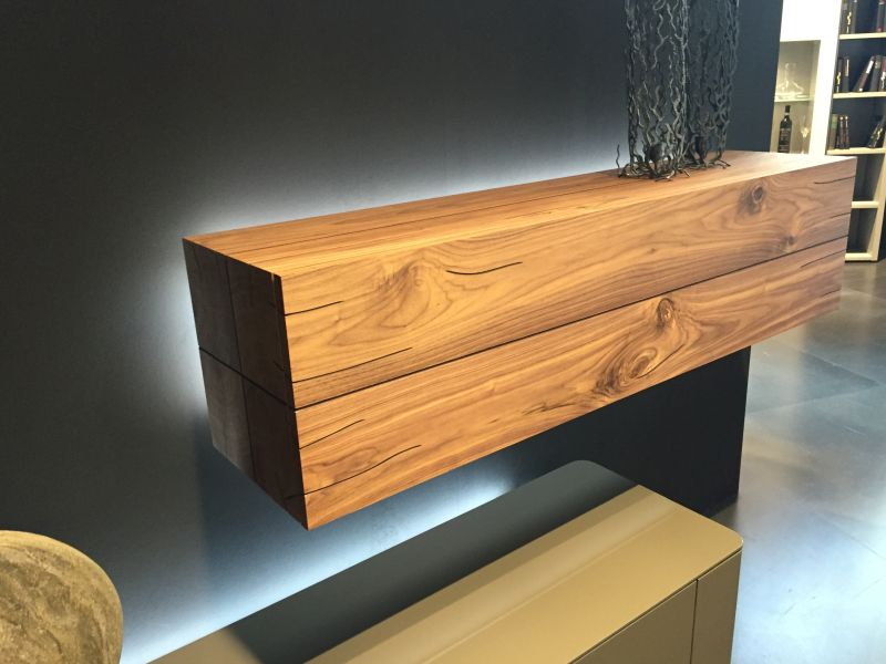 Wood and High-Efficiency LED Lighting a perfect mix