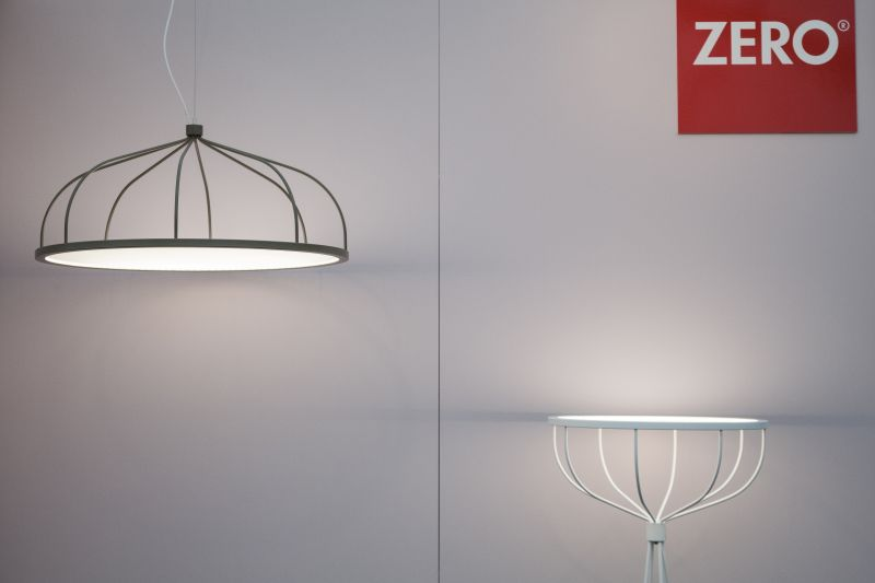 Zero Plane pendant lighting