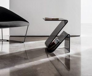 Stylish Tables And Stools Designed To Hold Your Magazines