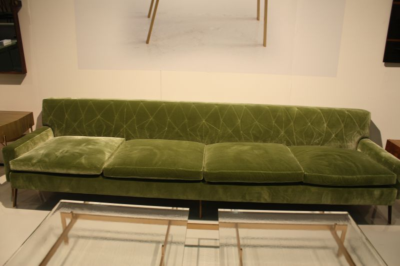 chartreuse shade for sofa