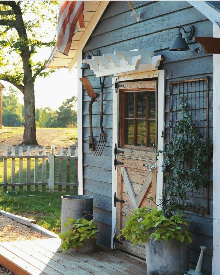 Garden Sheds Pictures 10 ideas to style your garden shed