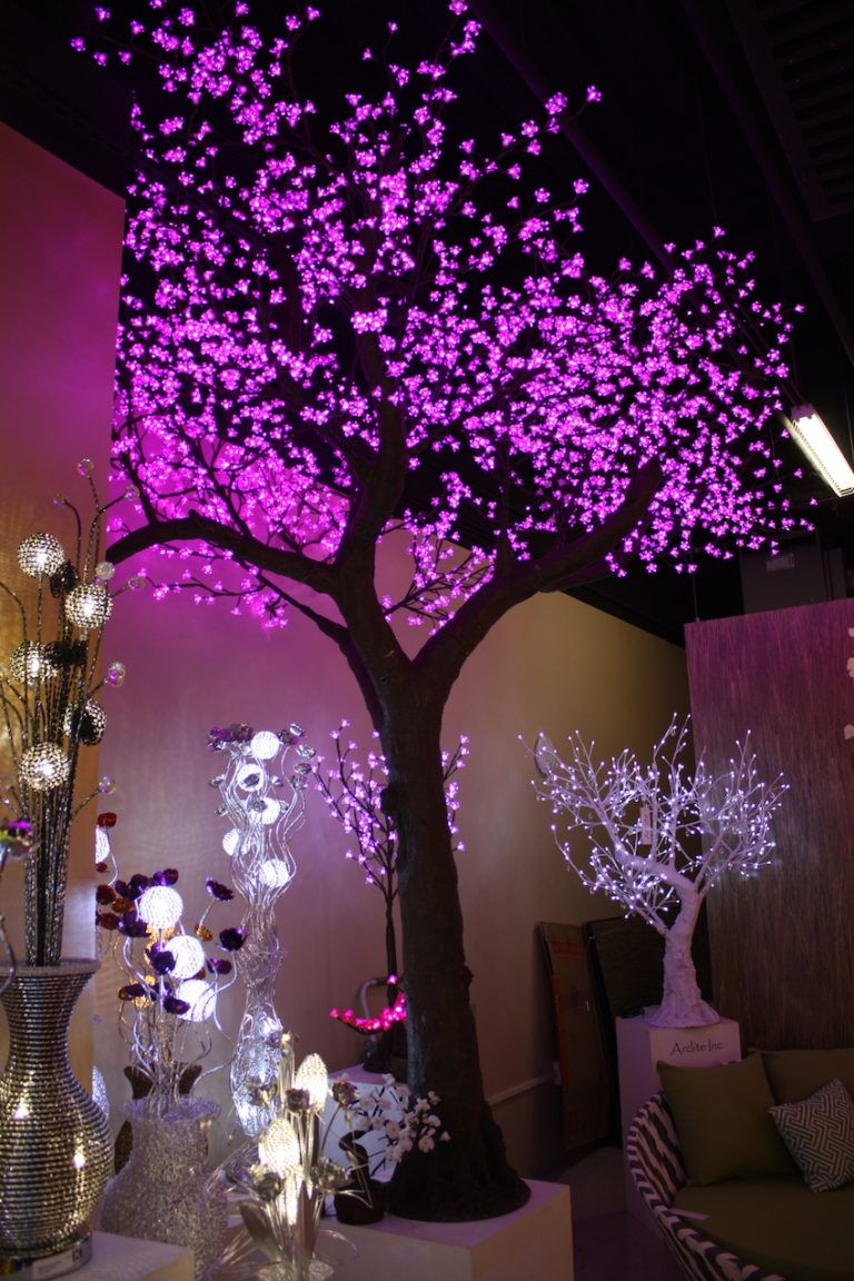 Arclight trees from Las Vegas Market