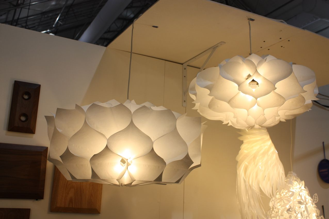 styles of lighting. artecnica tyvek lights at las vegas market styles of lighting w
