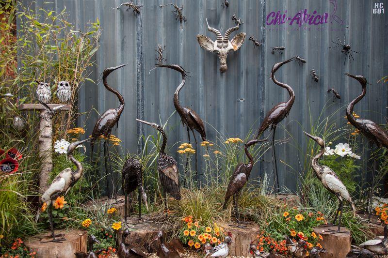 Backyard cranes