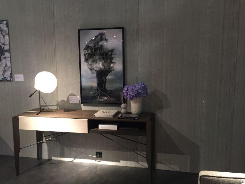 Beautiful modern wall desk