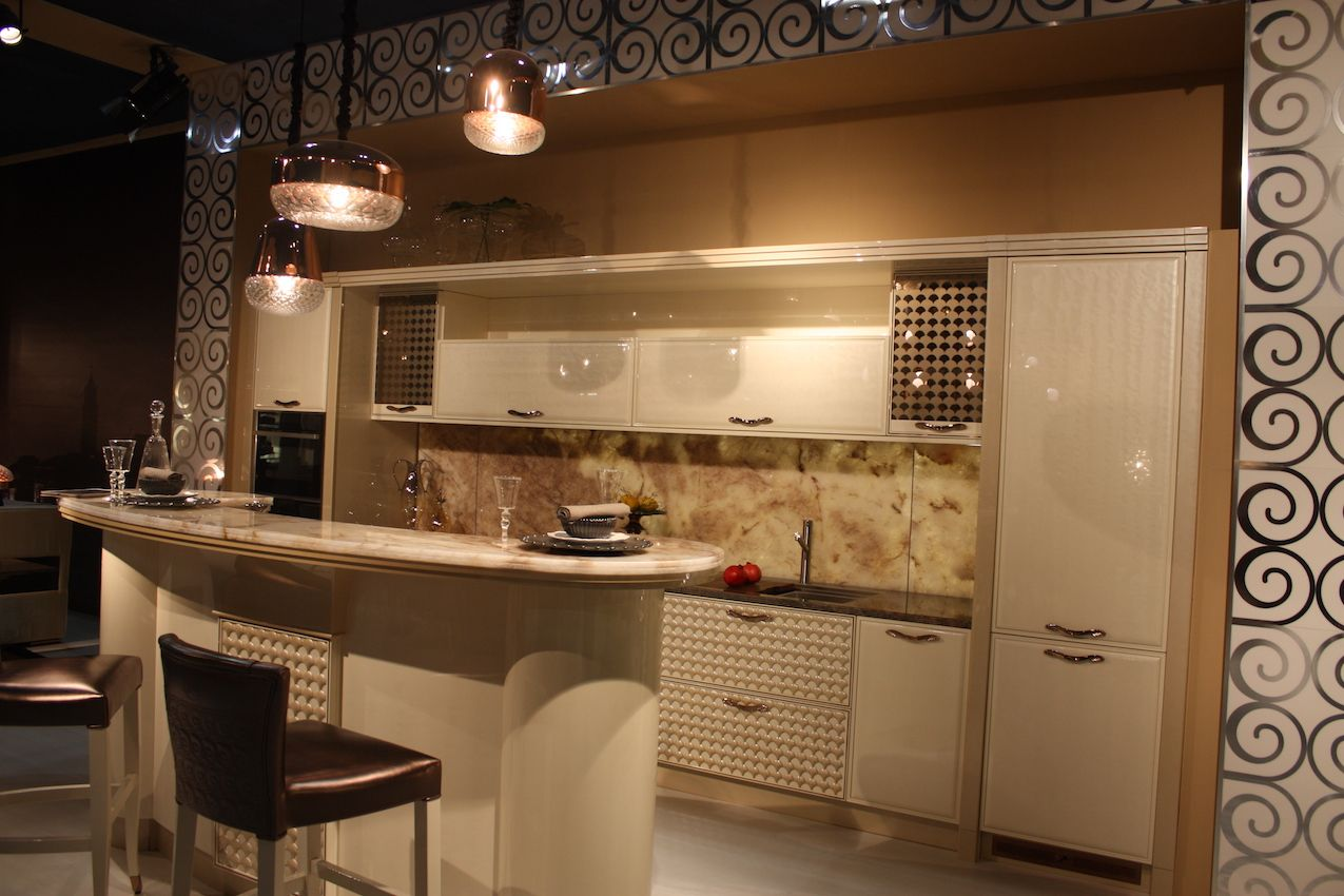 new kitchen backsplash ideas feature storage and dramatic materials