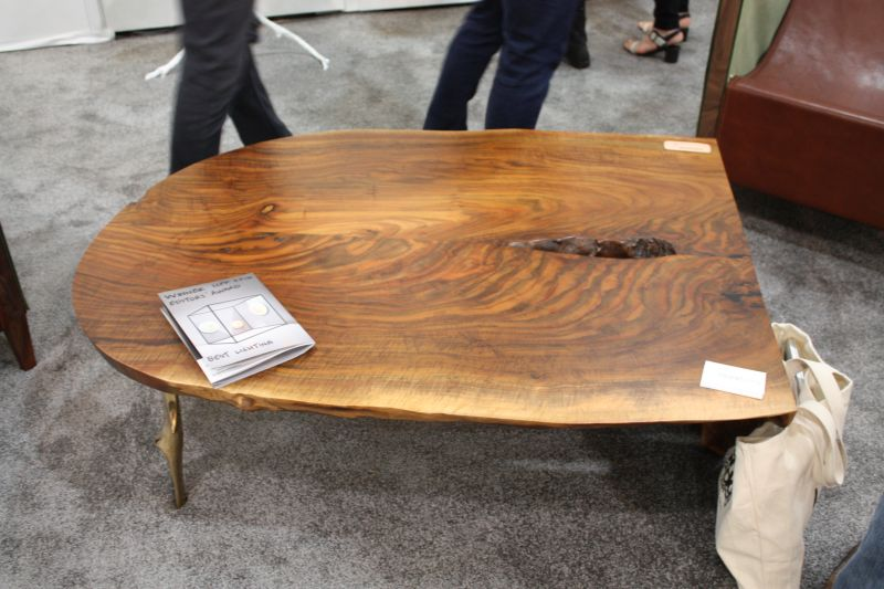 Branch legs coffee table