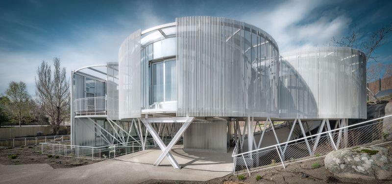 Casa Tobogan structure