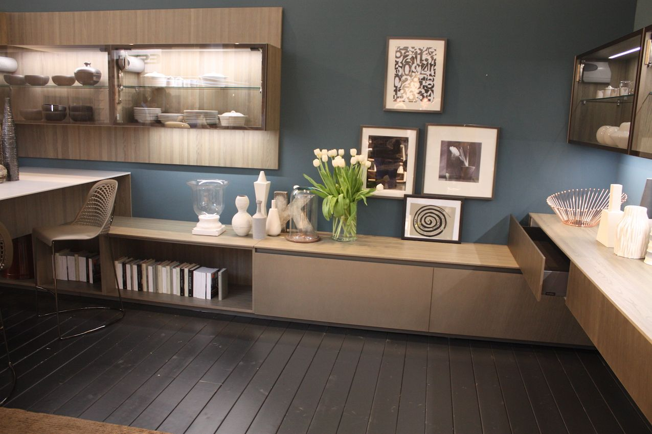 Comprex kitchen corner design