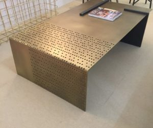 Opening For Special Metal Art Furniture Is A Great Way To Make Statement And Incorporate Into Your Decor An Avant Garde Piece Like This Coffee