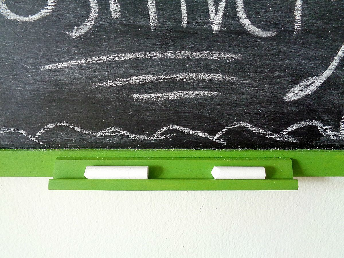 DIY Mini Chalkboard Wall Hanging Project