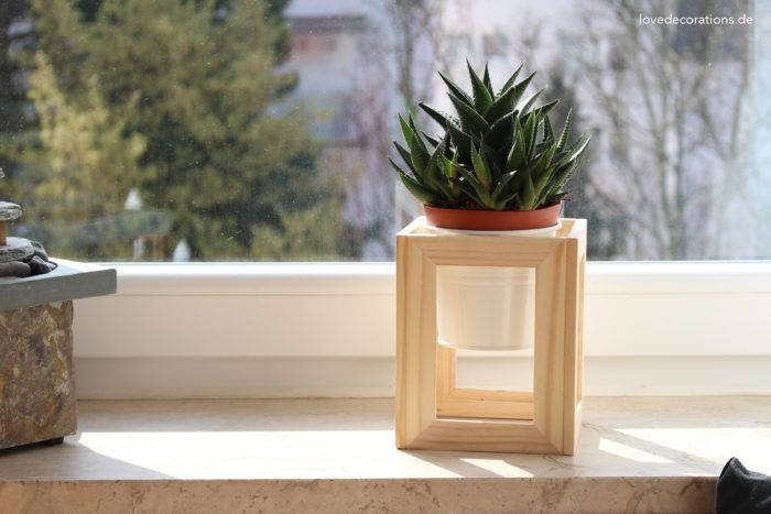 Delicieux 15 DIY Plant Stands To Fill Your Home With Greenery