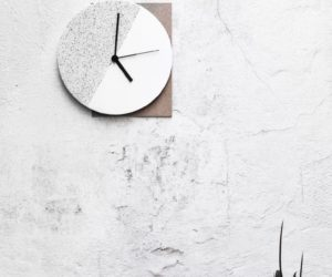 DIY Design Component Clock