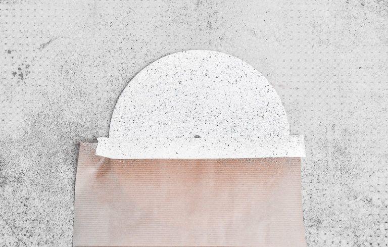 Design Component Clock Granite Paint
