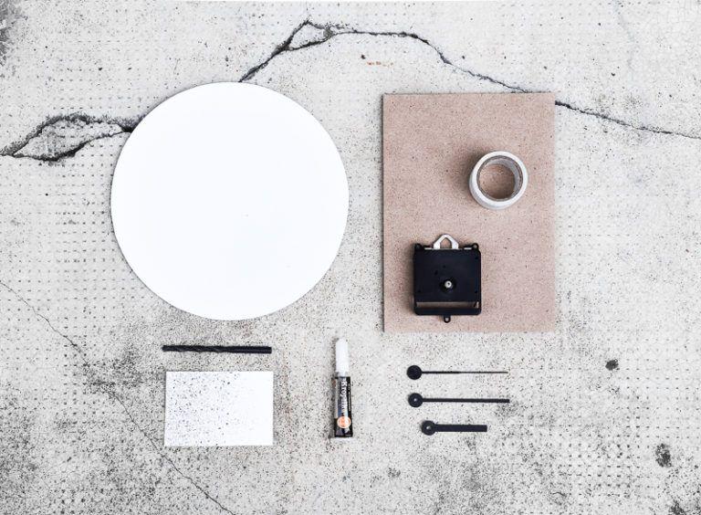 Design Component Clock Supplies
