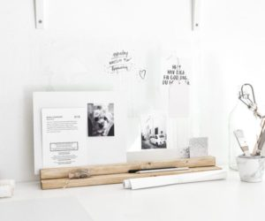 Back To School: DIY Modern Desk Organizer