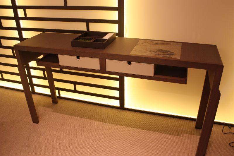 Drawers desk design