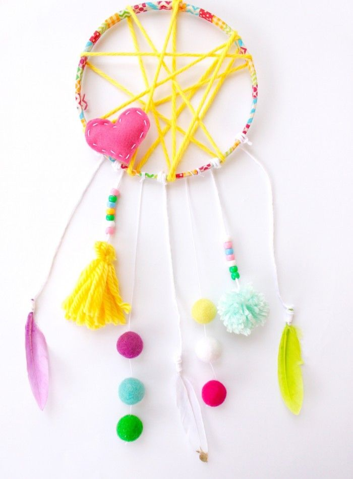 Dream catchers diys