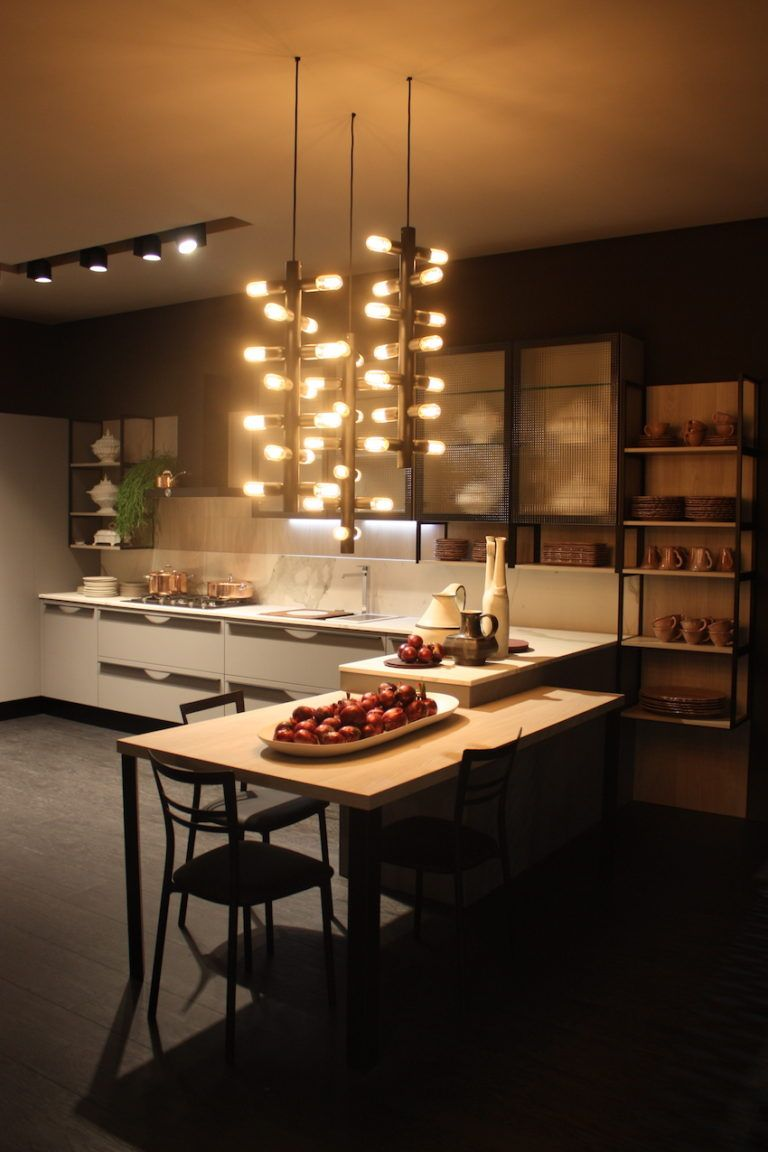 Febal casa kitchen with table