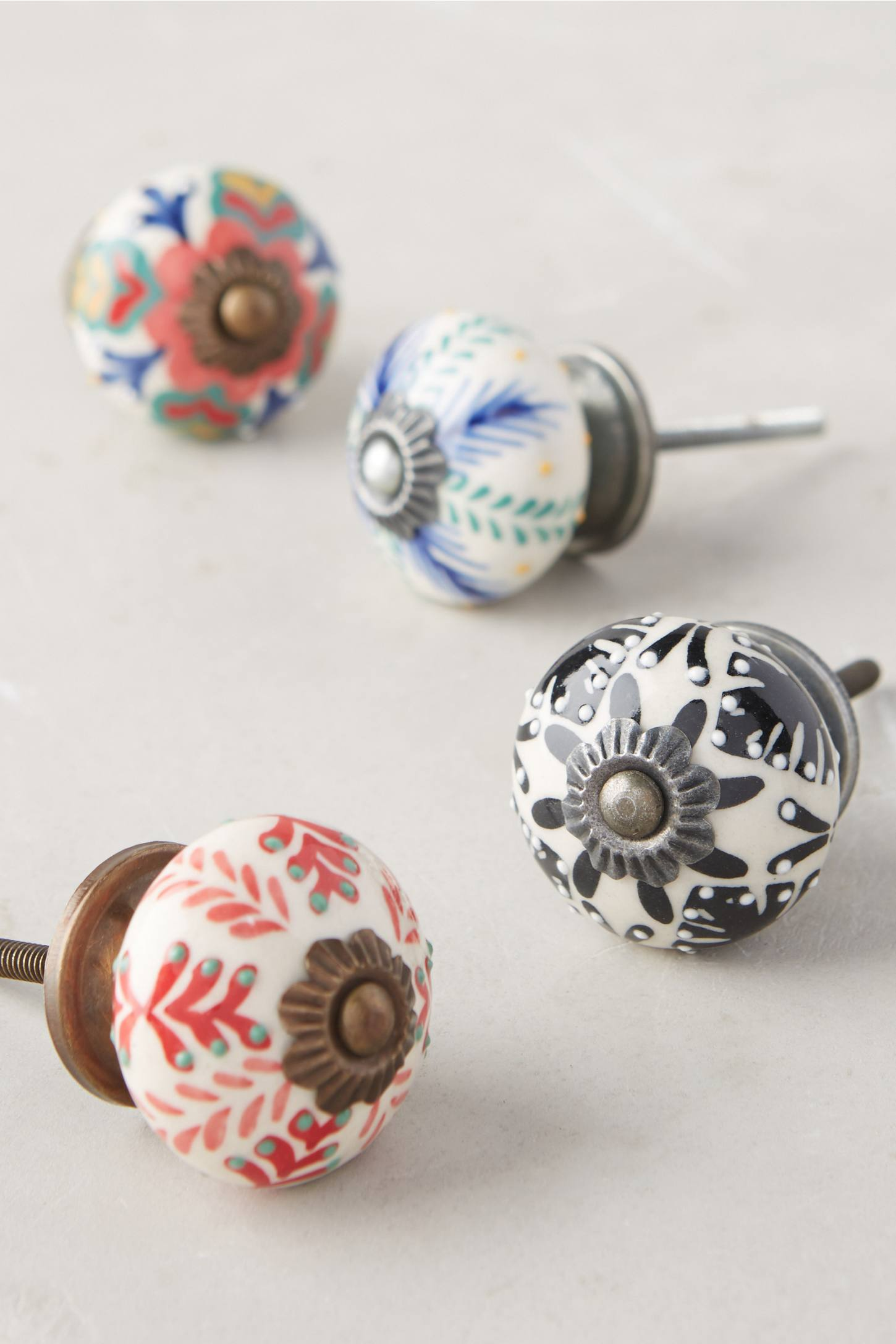 Garden Color Knobs