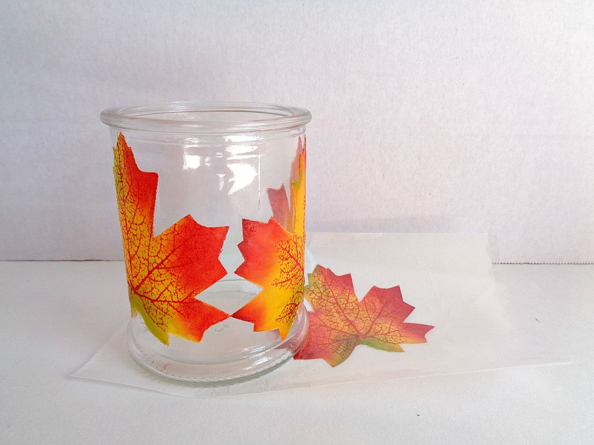Leaf Jar Step